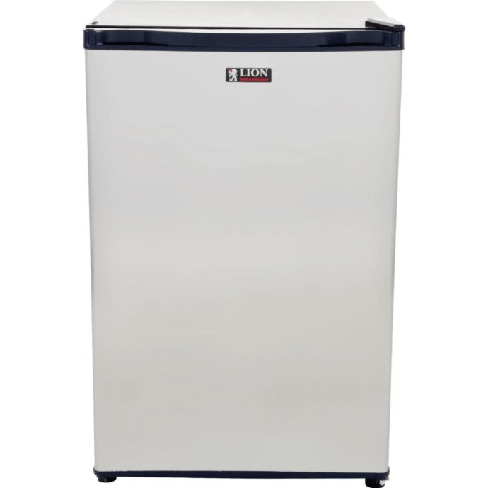 Lion 20-Inch 4.5 Cu. Ft. Compact Refrigerator With Recessed Handle