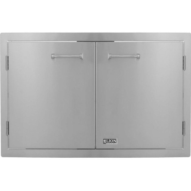 Lion 33-Inch Double Access Door